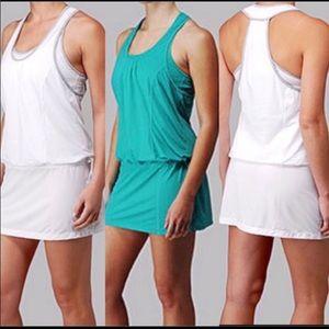 Lululemon Run For Fun Tunic Dress